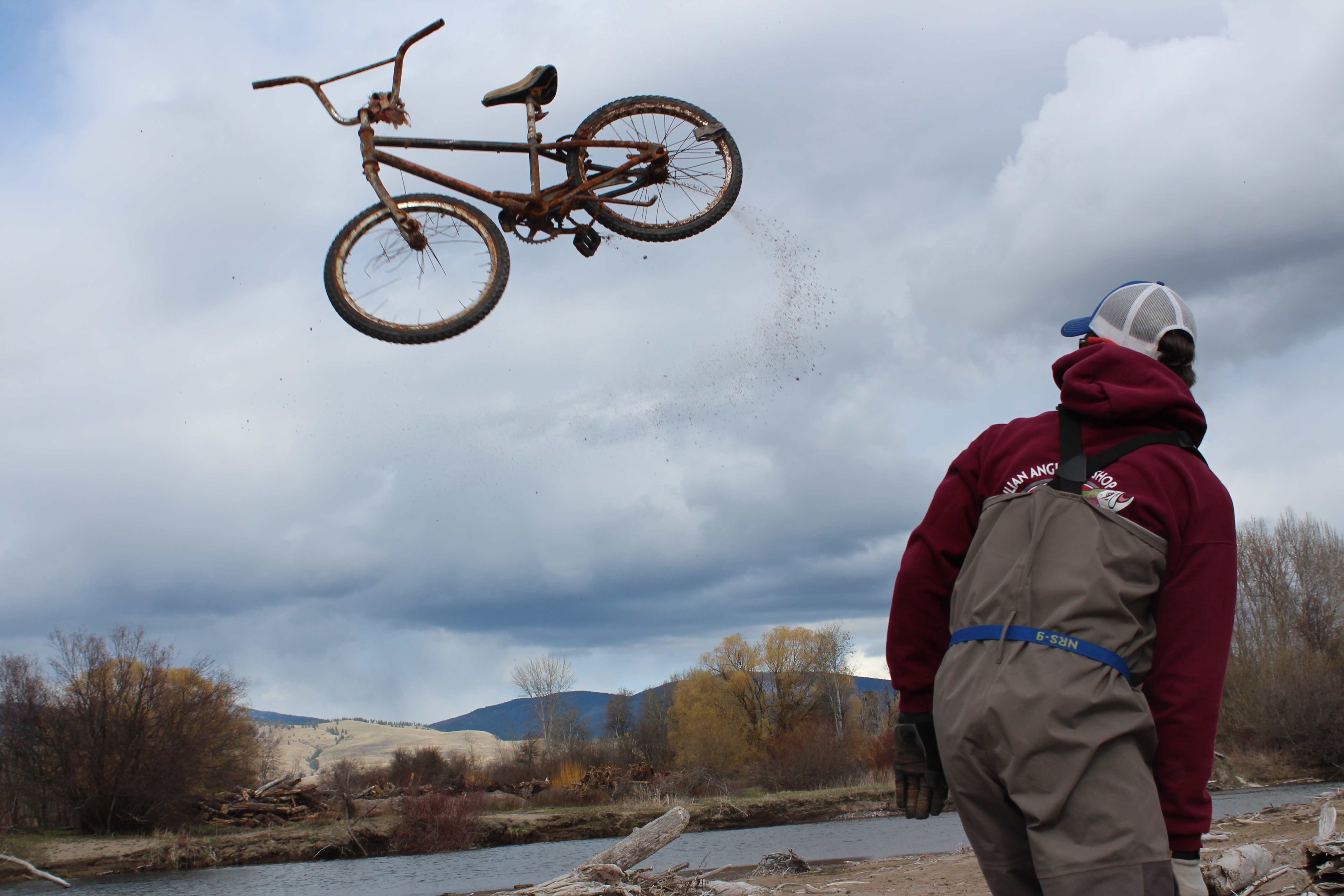 fly fishing Montana | Where the Water Leads